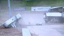 Bariera, która może ocalić życie! Widowiskowe crash testy w Inowrocałwiu!