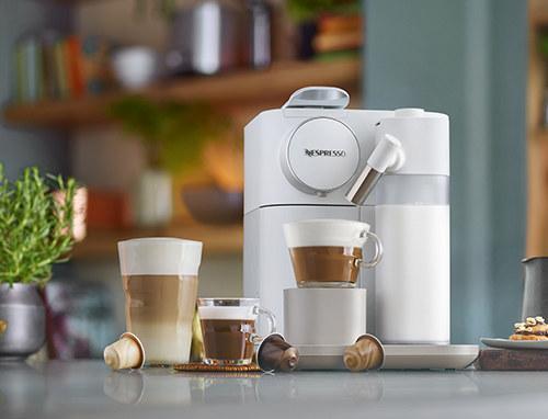 Barista Creations powstały specjalnie dla miłośników białej kawy. /materiały prasowe