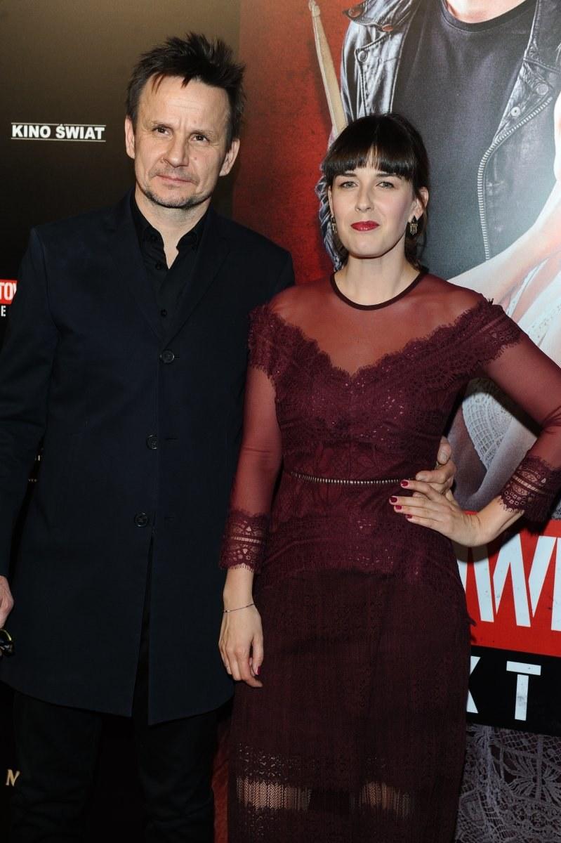 Barłomiej Topa i Anna Terpiłowska /Piotr Andrzejczak /MWMedia