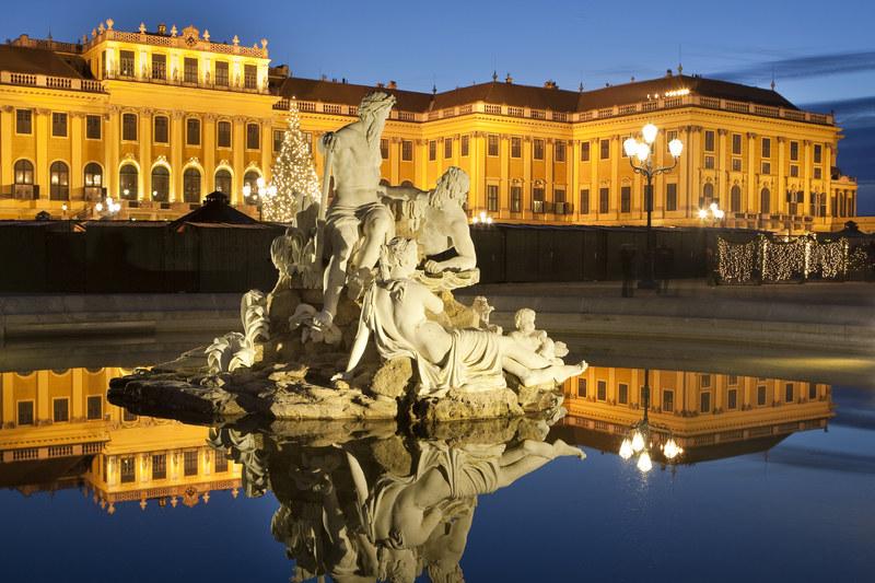 Barokowy pałac został zbudowany mniej więcej w tym samym czasie co Wersal  /© Panthermedia