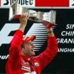Barrichello najszybszy  w Szanghaju