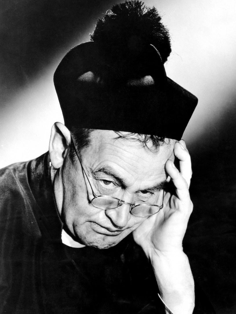 Barry Fitzgerald - jedyny aktor w historii, który za tę samą rolę był nominowany jako aktor pierwszo- i drugoplanowy /Everett Collection /East News