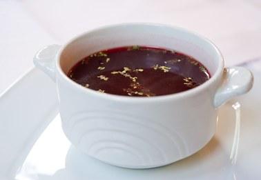 Barszcz czerwony - obowiązkowe danie na Wigilię