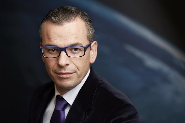 Bart Buyse, dyrektor generalny Lufthansy w Polsce /