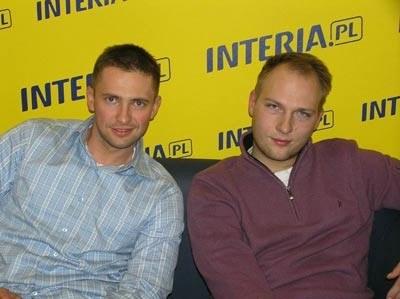 Bartas i Ignac (Verba) /INTERIA.PL
