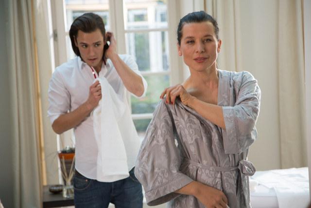 Bartek (Bartosz Gelner) i Kornelia (Katarzyna Herman) /Agencja W. Impact