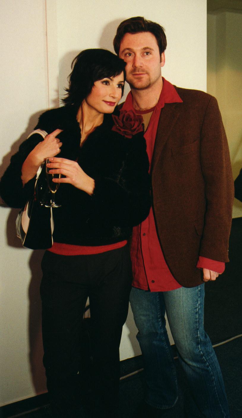 Bartek i Joanna wyglądali na bardzo zakochanych /Mikulski /AKPA