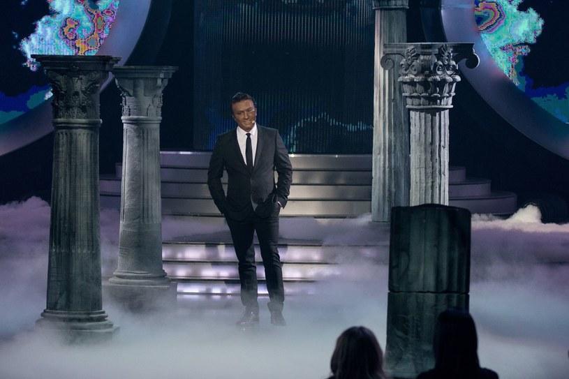 Bartek Kasprzykowski w finale show /Polsat