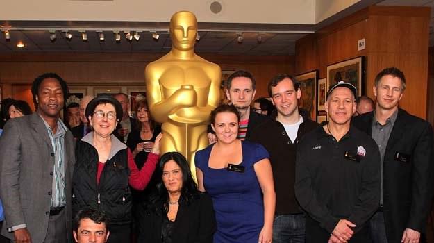 Bartek Konopka - tuż przy Oscarze - fot. Frederick M. Brown /Getty Images/Flash Press Media
