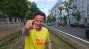 Bartek Topa bierze udział w akcji #BiegamDobrze!