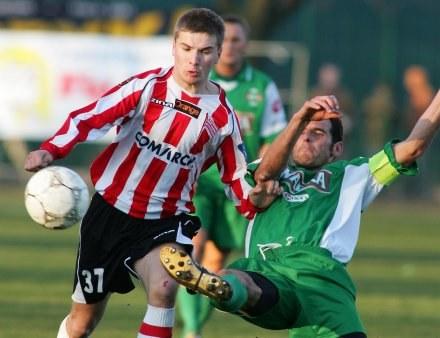 Bartłomiej Dudzic (z lewej)/Fot: Tomasz Markowski /Agencja Przegląd Sportowy