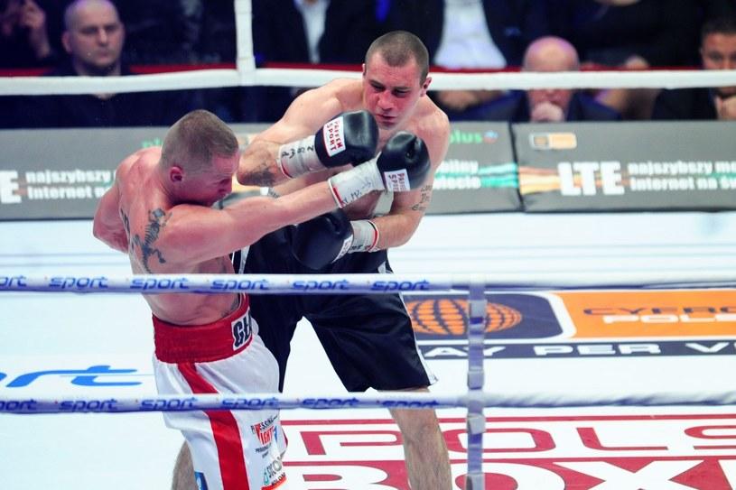 Bartłomiej Grafka (z prawej) /Piotr Matusewicz /East News