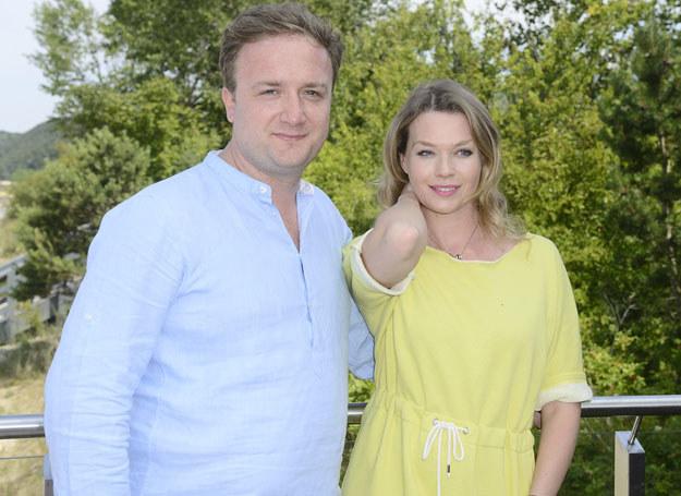 Bartłomiej Kasprzykowski i Tamara Arciuch /MWMedia