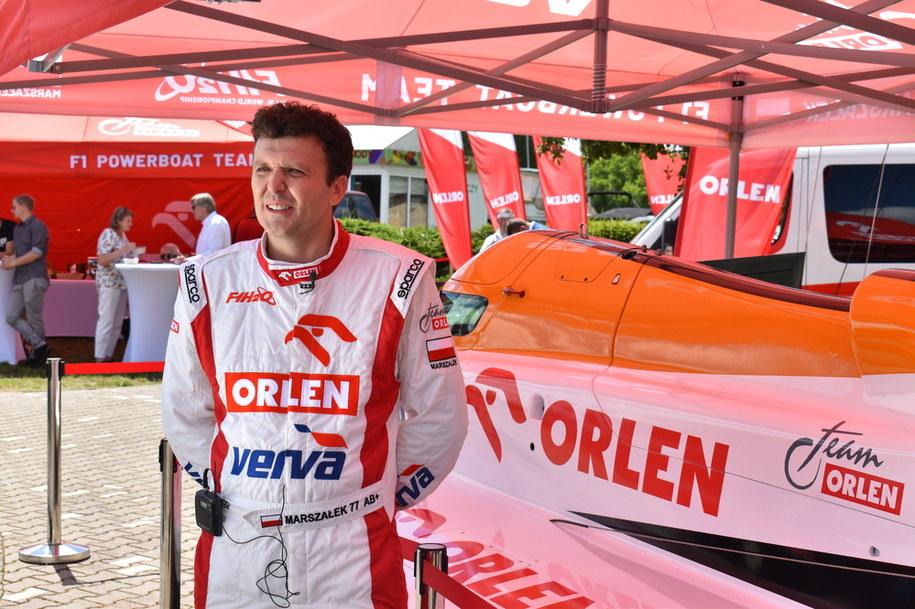 Bartłomiej Marszałek, zawodnik ORLEN Team /Paweł Pawłowski /RMF FM