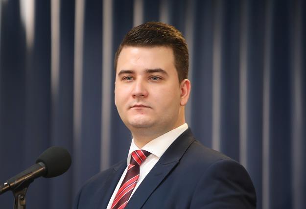 Bartłomiej Misiewicz /fot. Stanisław Kowalczuk /East News