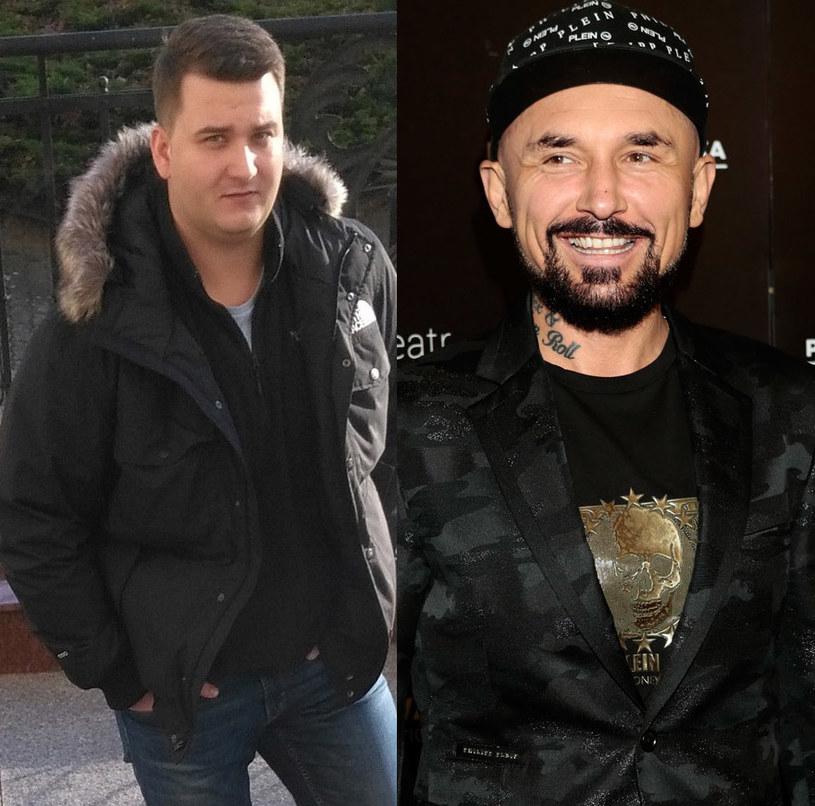 Bartłomiej Misiewicz, Patryk Vega, fot. Jankowski/reporter /Piotr Lampkowski /East News
