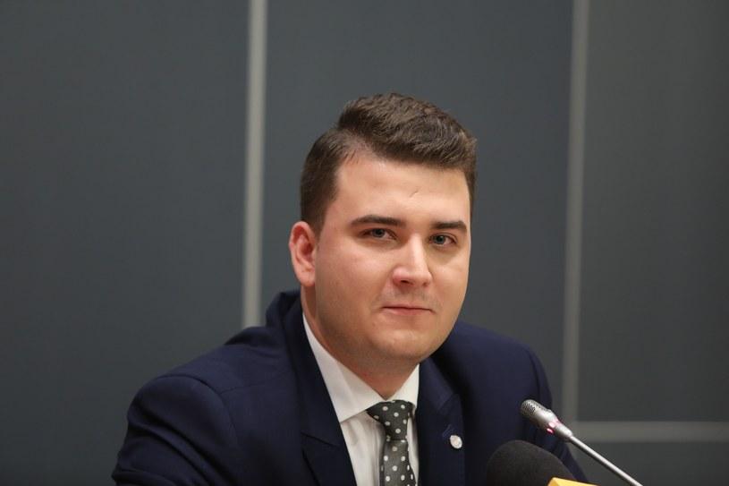 Bartłomiej Misiewicz zapowiedział, że jeszcze w tym tygodniu odpowiedni wniosek zostanie wysłany do prokuratury /STANISLAW KOWALCZUK /East News