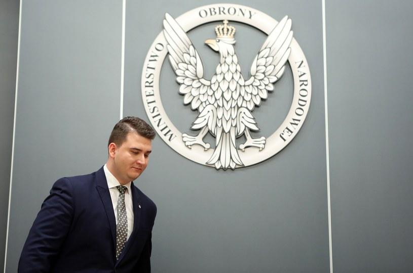 Bartłomiej Misiewicz /Stanisław Kowalczuk /East News