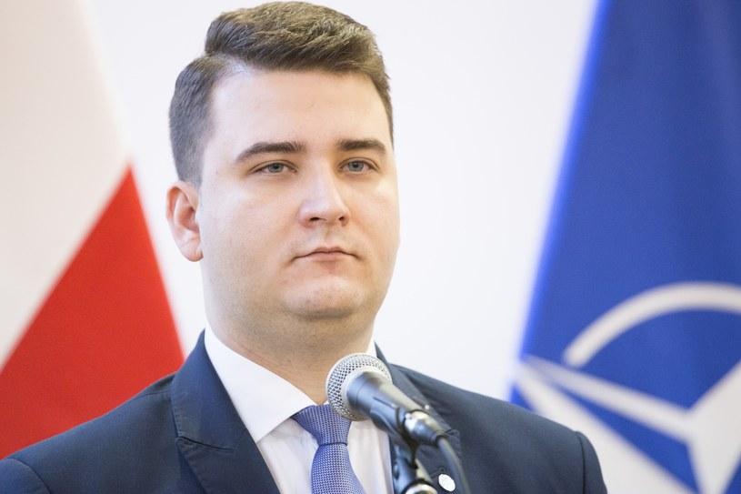Bartłomiej Misiewicz /Maciej Luczniewski /Reporter