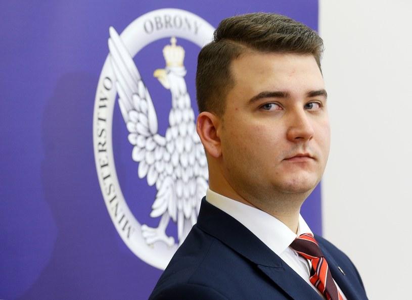 Bartłomiej Misiewicz /Mariusz Grzelak/REPORTER /East News