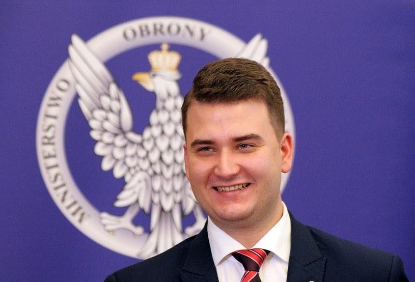 Bartłomiej Misiewicz /Jan Bielecki /East News