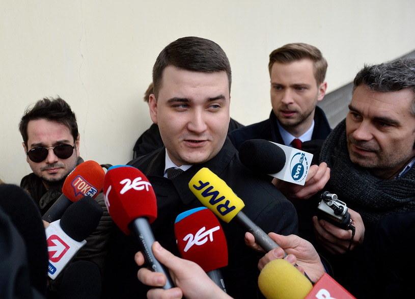 Bartłomiej Misiewicz /Marcin Obara /PAP