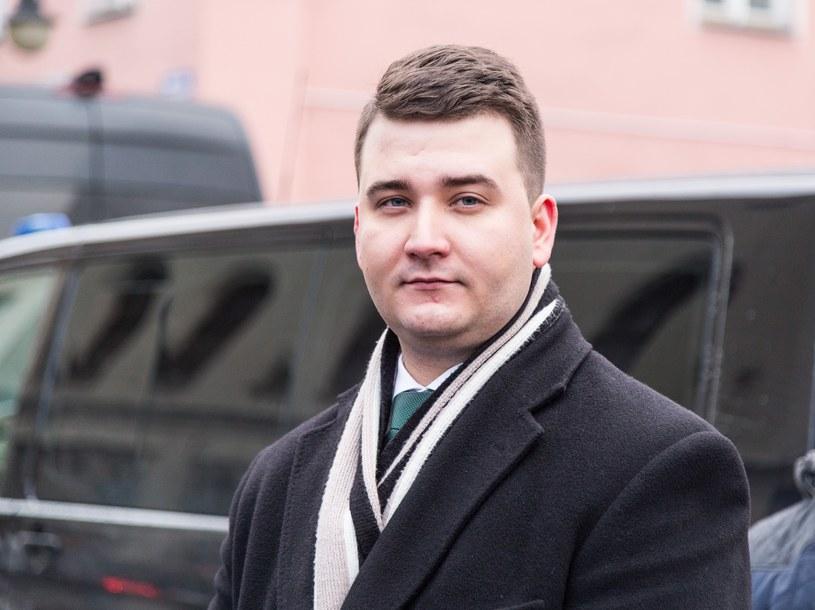 Bartłomiej Misiewicz /Krzysztof Kaniewski /Reporter