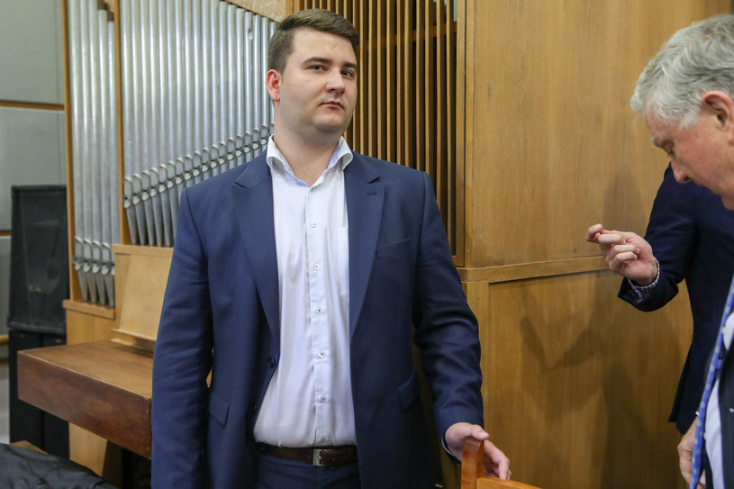 Bartłomiej Misiewicz /Andrzej Iwańczuk /Reporter