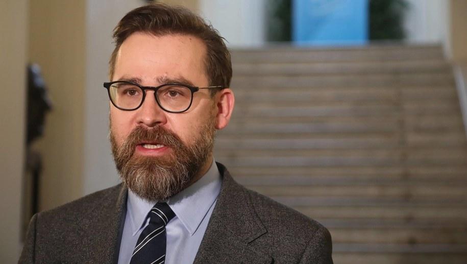 Bartłomiej Przymusiński /Wojciech Olkuśnik /PAP