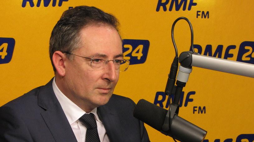 Bartłomiej Sienkiewicz /RMF