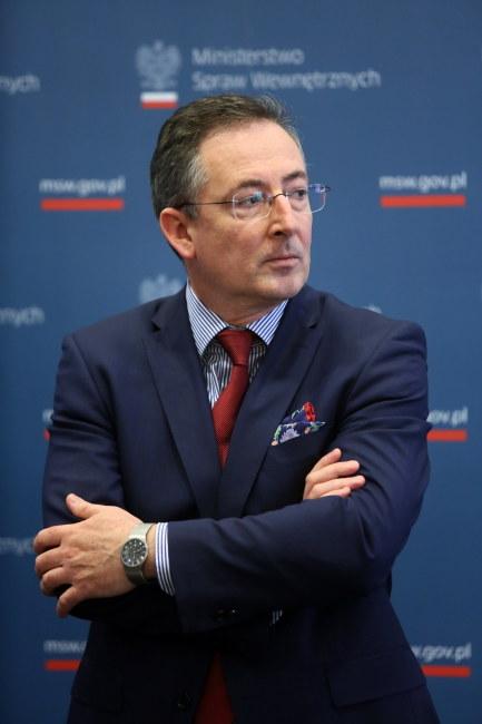 Bartłomiej Sienkiewicz /Leszek Szymański /PAP