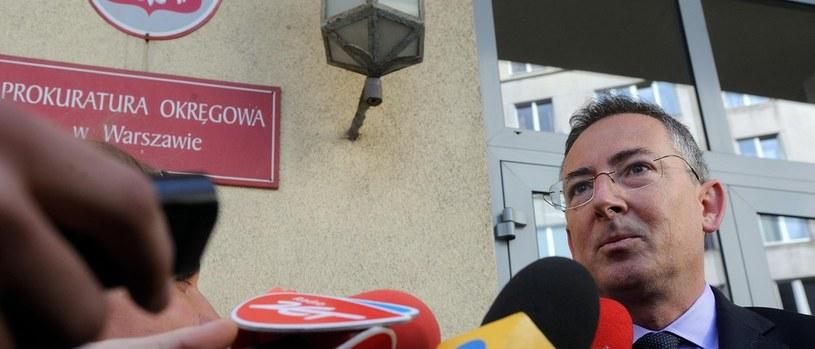 Bartłomiej Sienkiewicz /Witold Rozbicki /Reporter