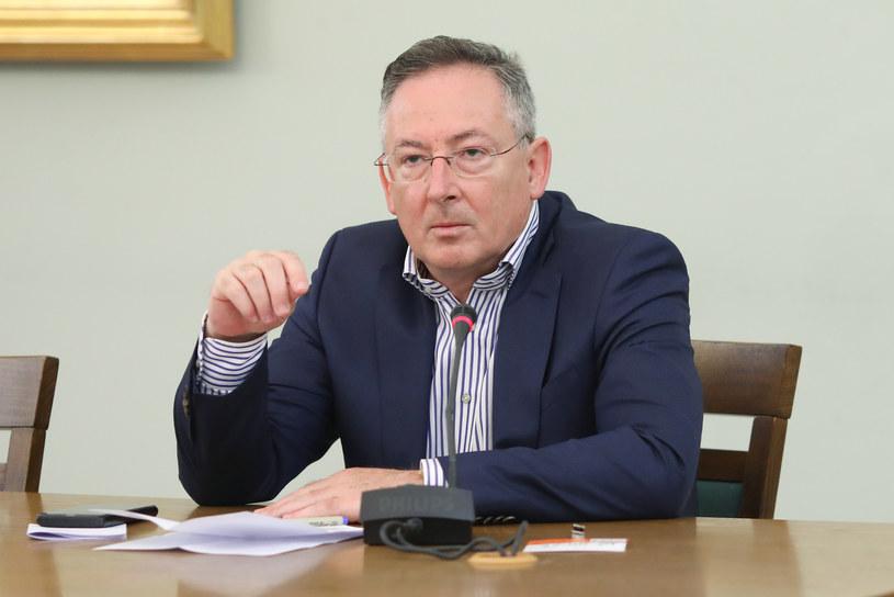 Bartłomiej Sienkiewicz /Andrzej Iwańczuk/Reporter /East News