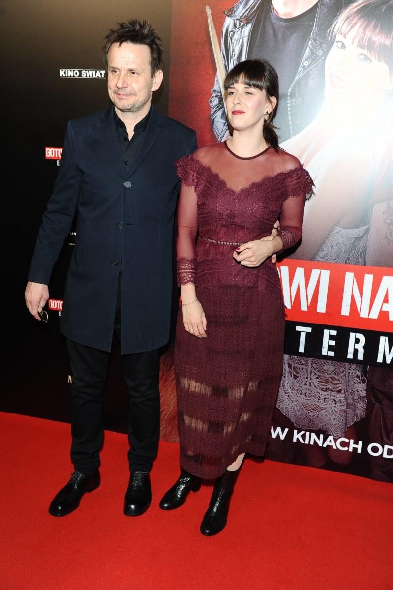 Bartłomiej Topa i Anna Terpiłowska /Piotr Andrzejczak /MWMedia