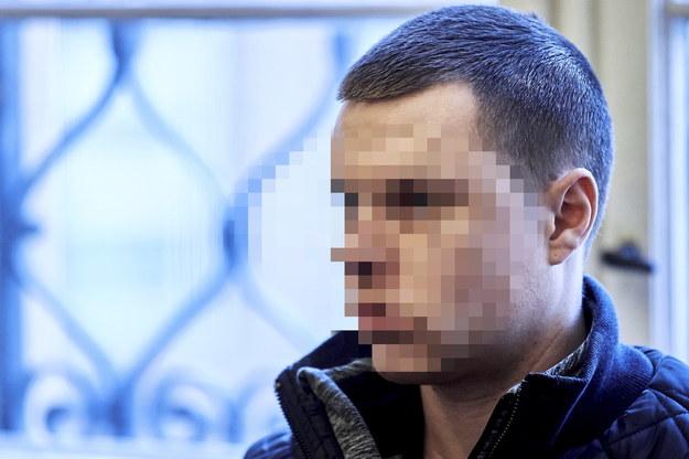 Bartłomiej W. / Adam Warżawa    /PAP