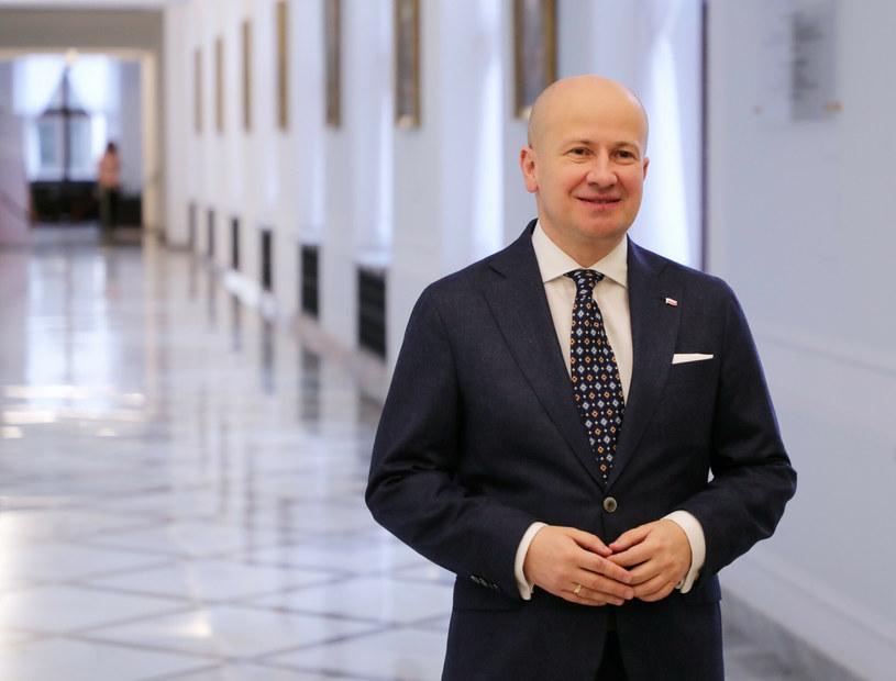 Bartłomiej Wróblewski - kandydat na RPO /Piotr Molecki /East News