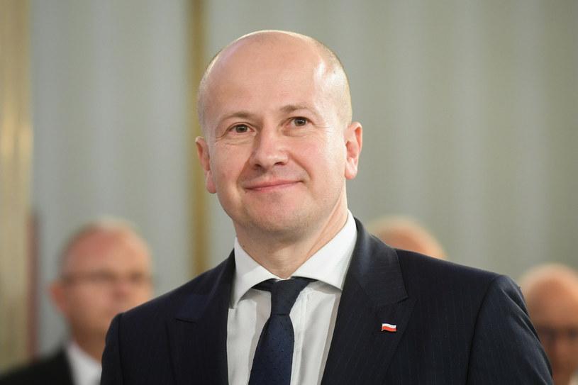 Bartłomiej Wróblewski: Zdecydowałem się na kandydowanie na funkcję Rzecznika Praw Obywatelskich /Jacek Domiński /Reporter