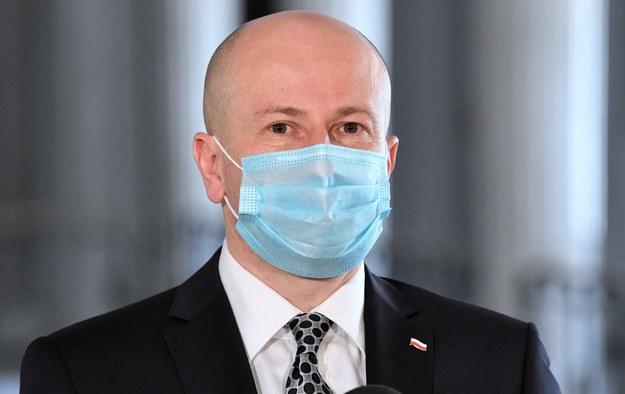 Bartłomiej Wróblewski /Radek  Pietruszka /PAP