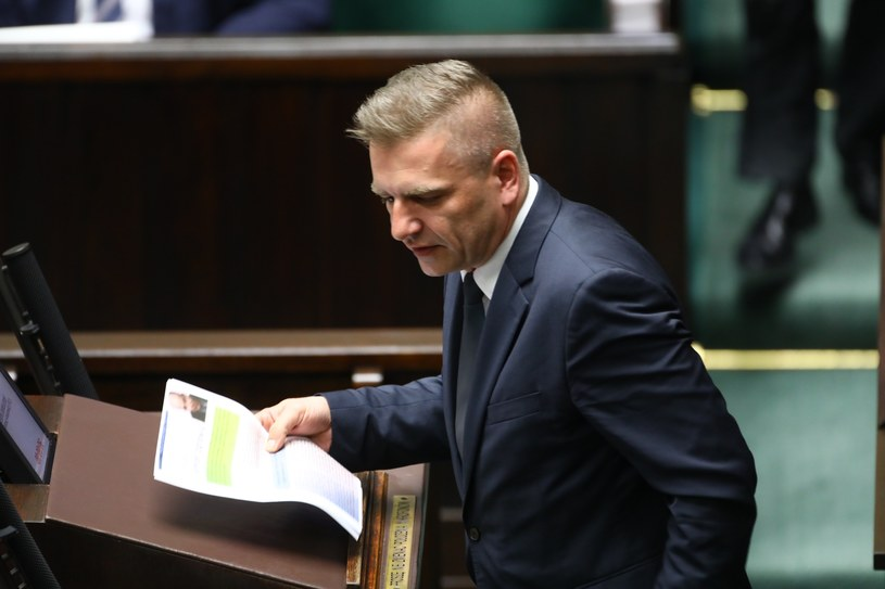 Bartosz Arłukowicz, 23.03.2017 /Andrzej Iwańczuk /East News