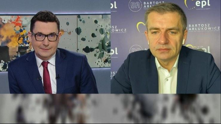 Bartosz Arłukowicz był ministrem zdrowia od 2011 do 2015 roku /Polsat News