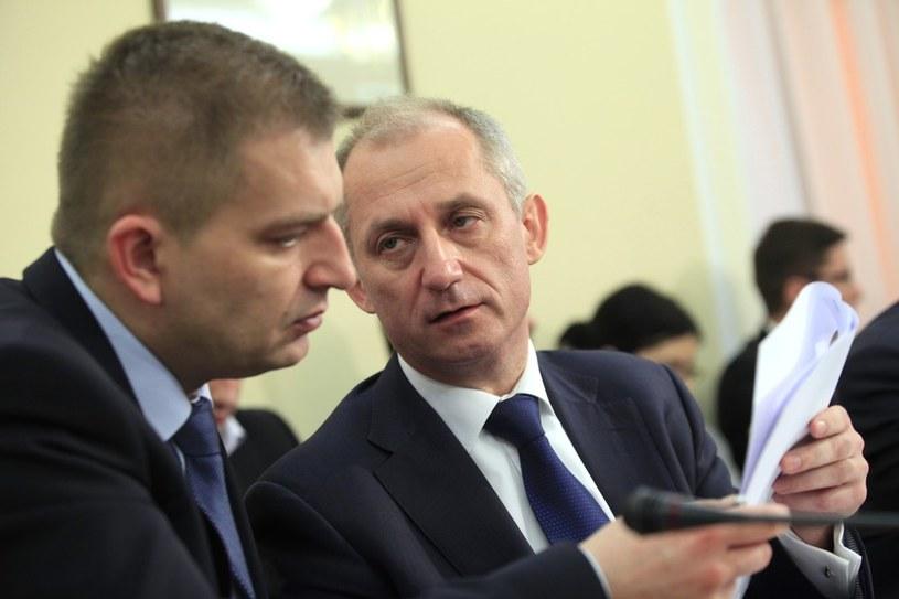 Bartosz Arłukowicz i Sławomir Neumann /Stefan Maszewski /East News