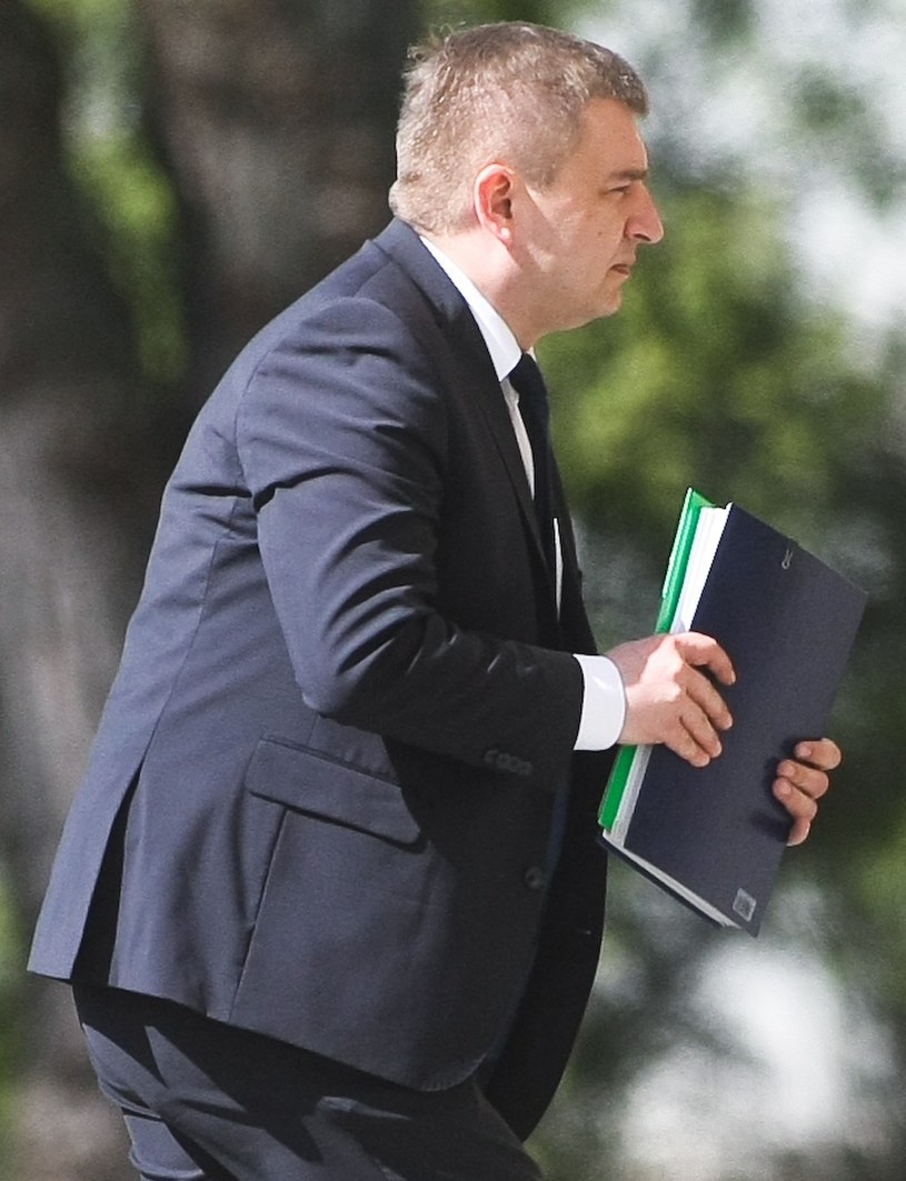 Bartosz Arłukowicz, kwiecień 2015 /Dyjuk /East News