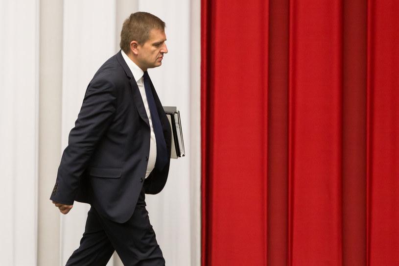 Bartosz Arłukowicz, lipiec 2014 /Krystian Maj /Agencja FORUM