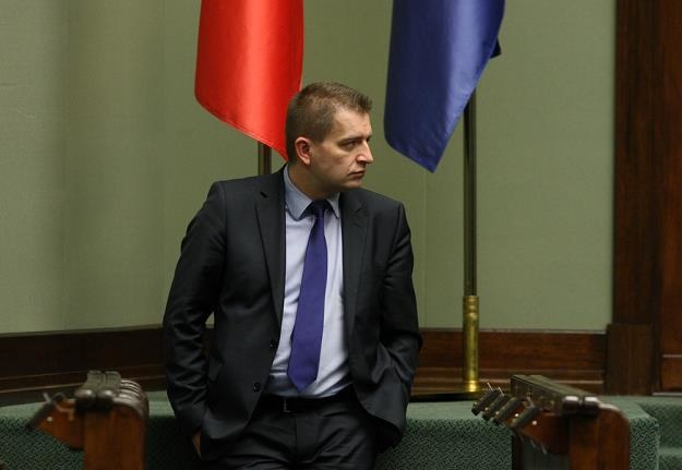 Bartosz Arłukowicz, minister zdrowia RP. Fot. STANISŁAW KOWALCZUK /Agencja SE/East News