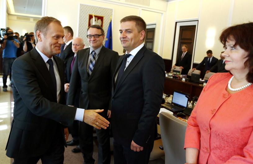 Bartosz Arłukowicz podczas posiedzenia Sejmu /Tomasz Gzell /PAP