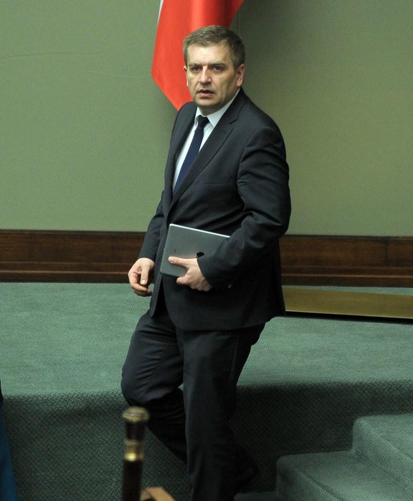 Bartosz Arłukowicz, styczeń 2015 /Jan Bielecki /East News