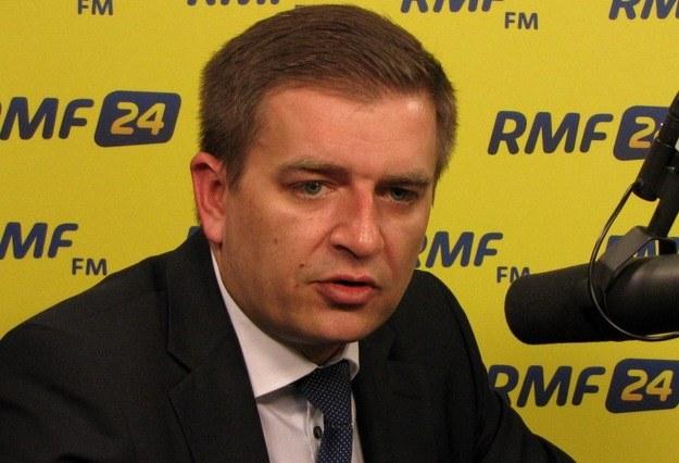 Bartosz Arłukowicz ujawnia plan rewolucji /RMF FM