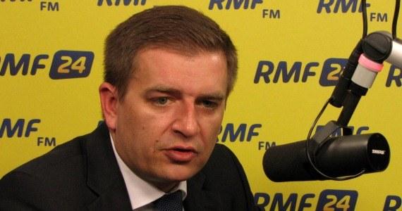 Bartosz Arłukowicz /Olga Wasilewska /Archiwum RMF FM