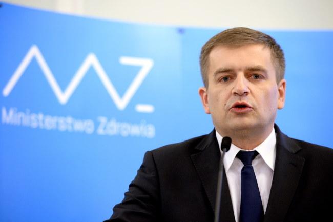 Bartosz Arłukowicz /Jacek Turczyk /PAP