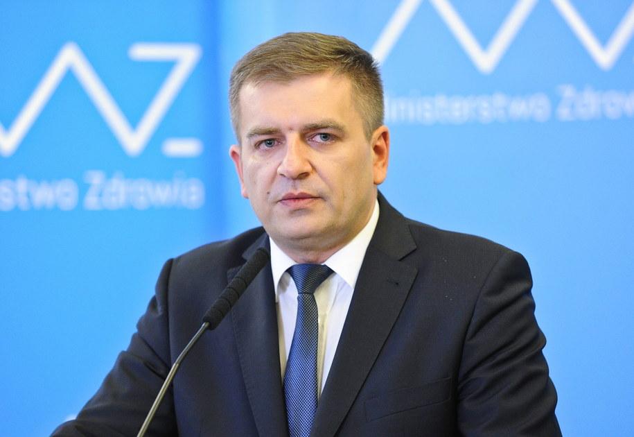 Bartosz Arłukowicz /Marcin Obara /PAP